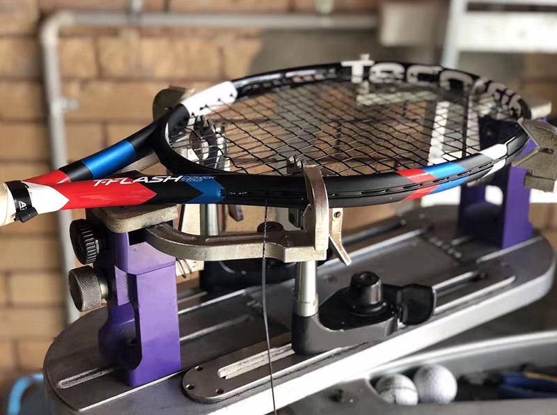 Racquet Restringing